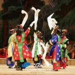 世界無形文化遺産処容舞