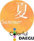 大邱の夏の祭り