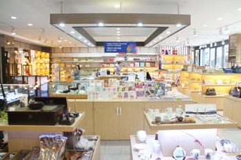 韓国観光名品店