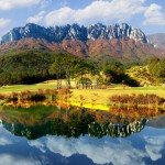 秋の雪岳山