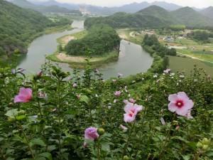 寧越郡 朝鮮半島地形