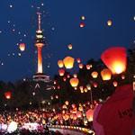 大邱・観燈祭り