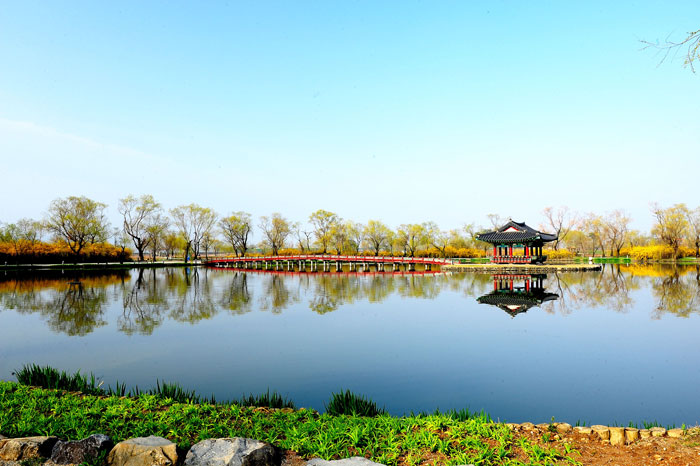 제3경-궁남지사계(봄)