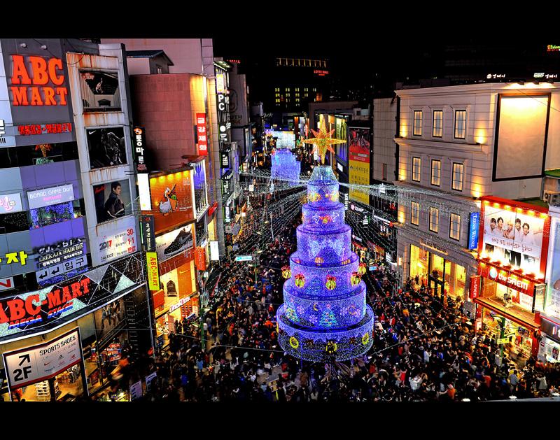 입선 - 김종옥 - 성탄절 축제